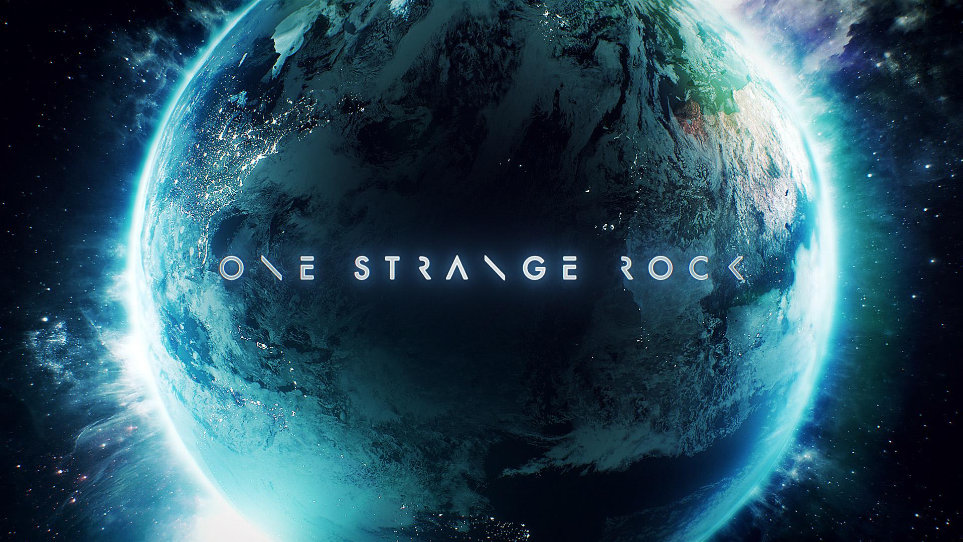 One Strange Rock titles
