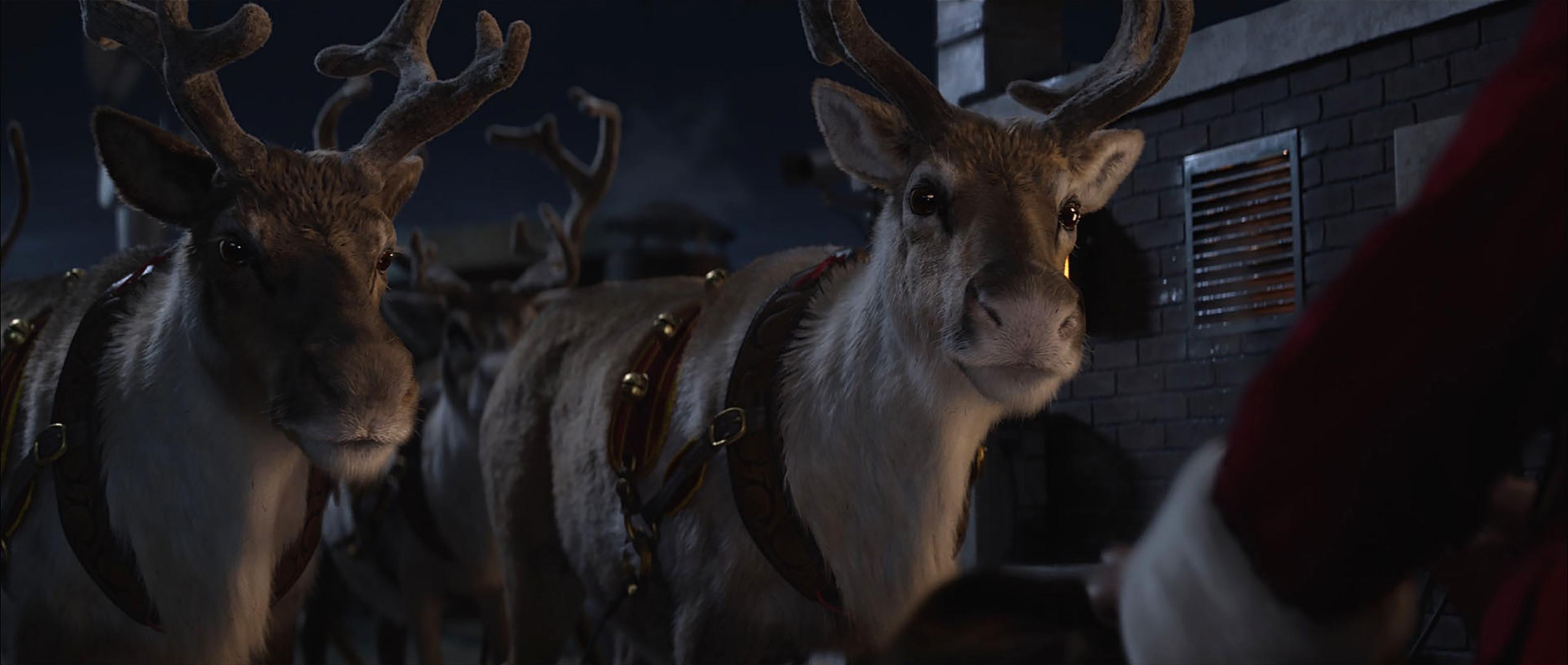 #ReindeerReady