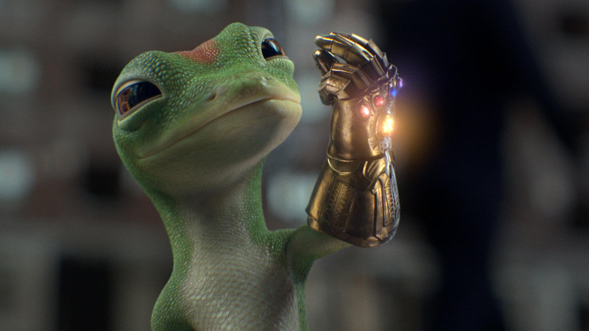 Infinity Gecko