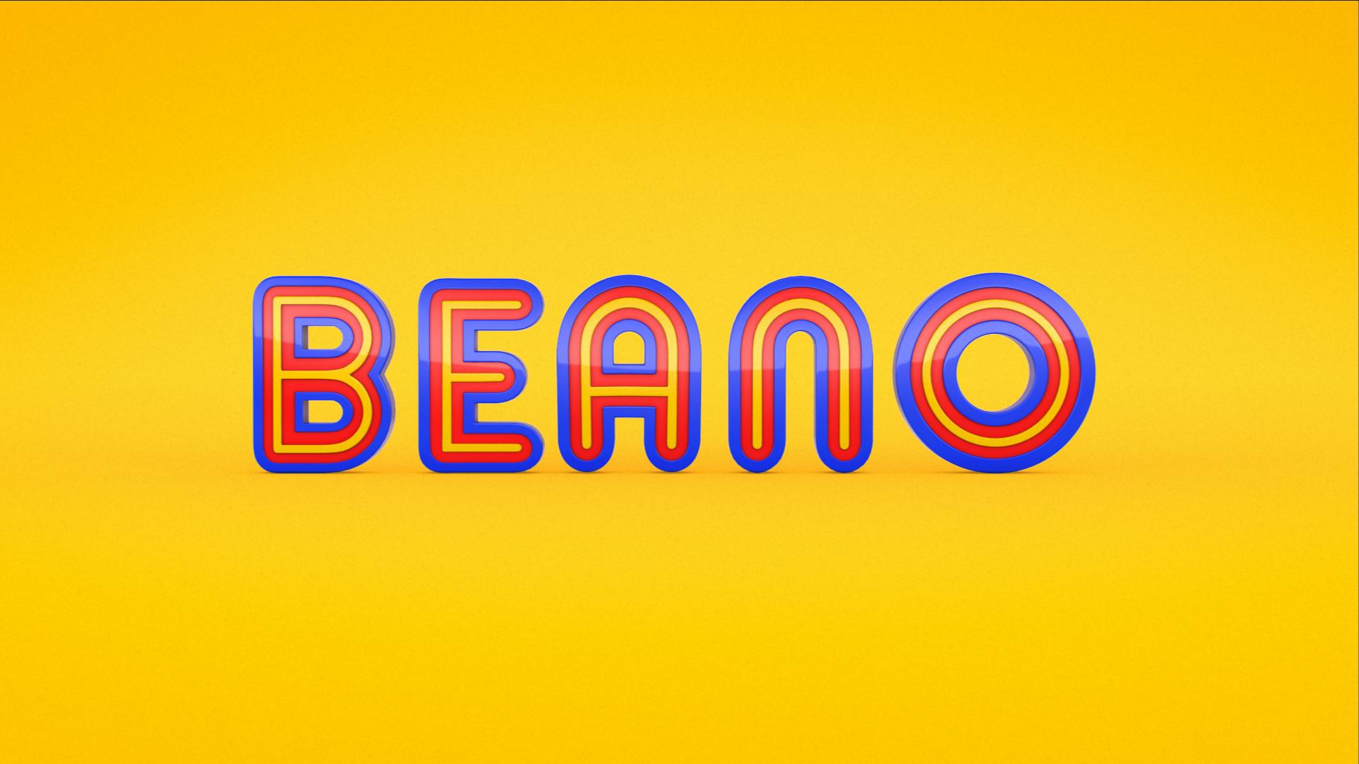 Beano Idents