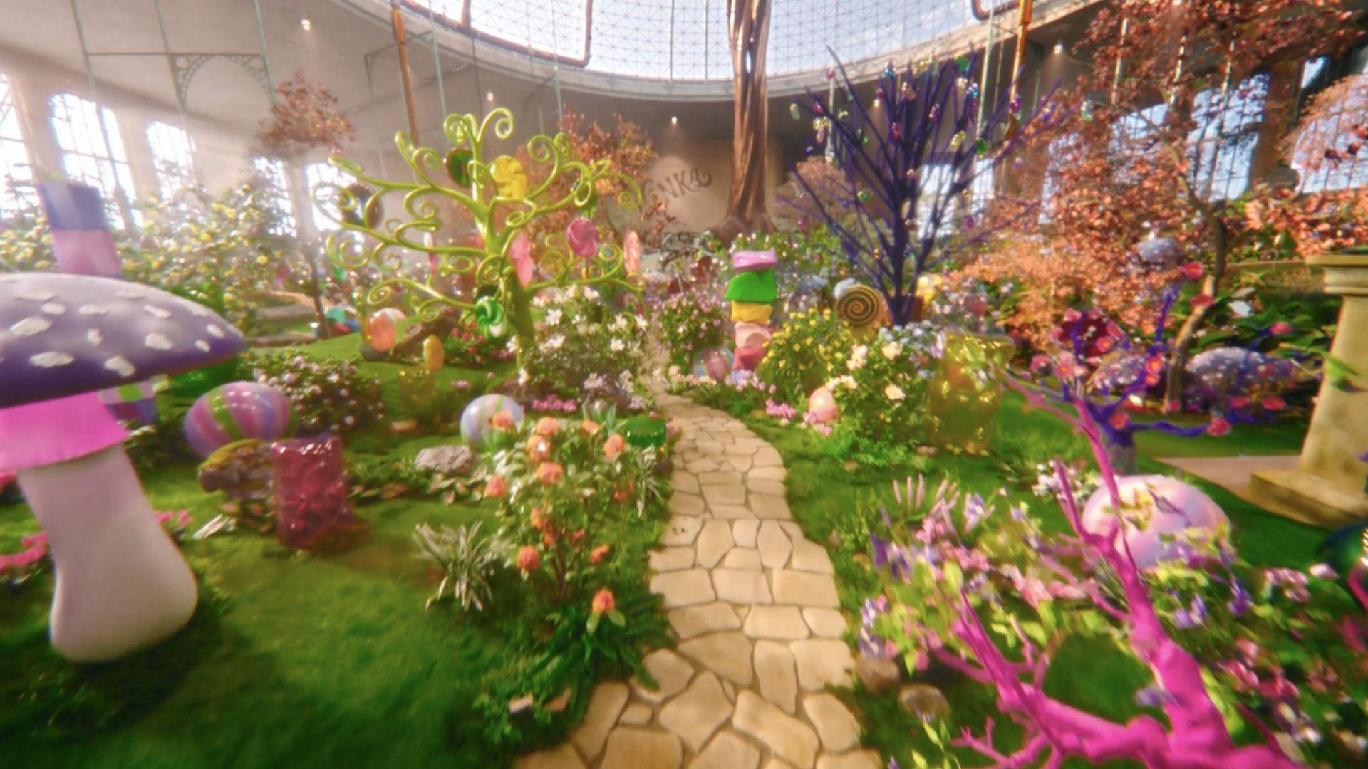 Wonka's Fantastical Factory