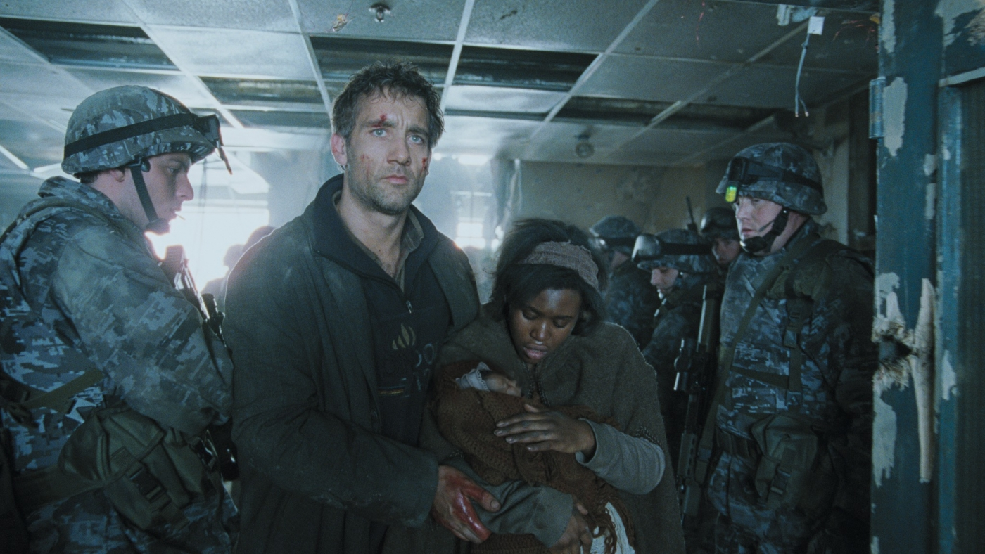 Children of Men | Framestore