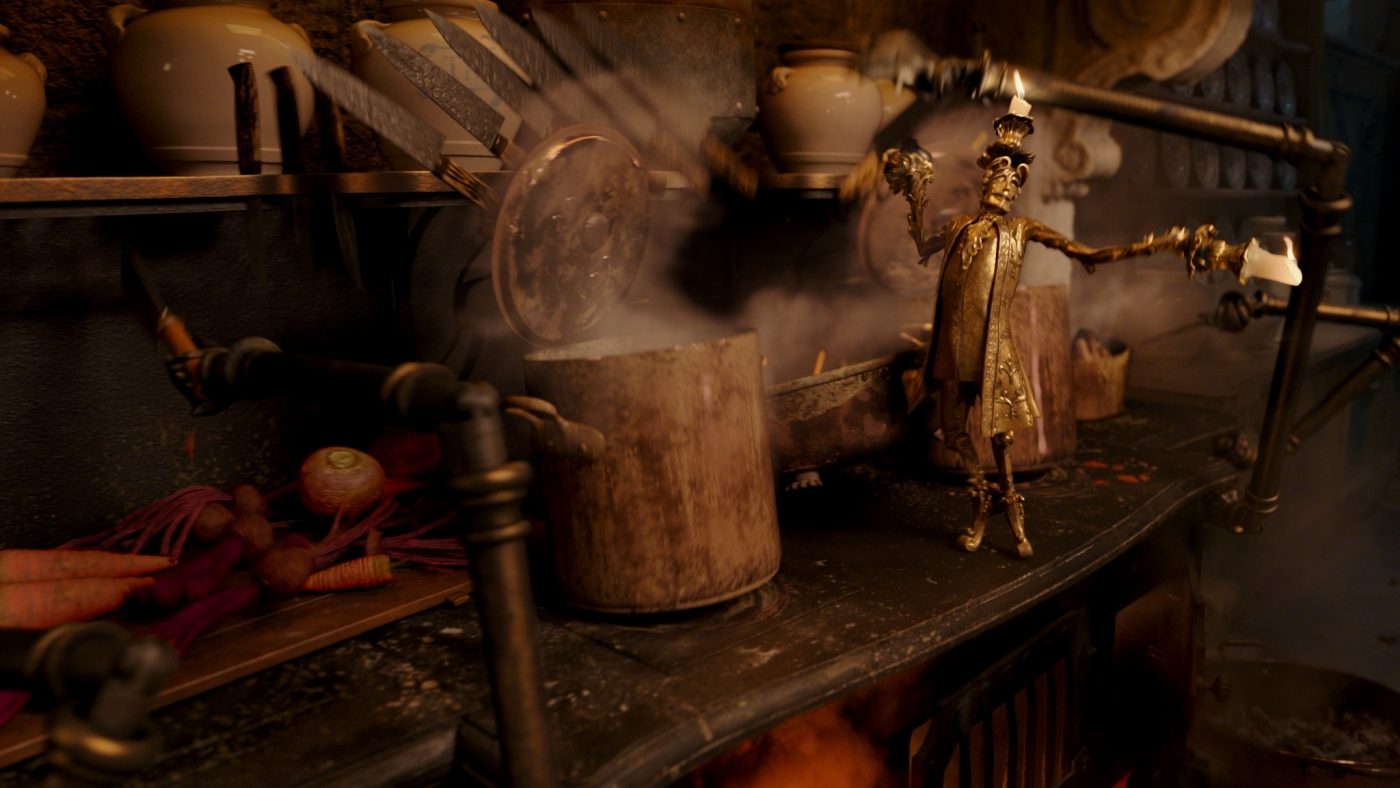 Beauty And The Beast Framestore