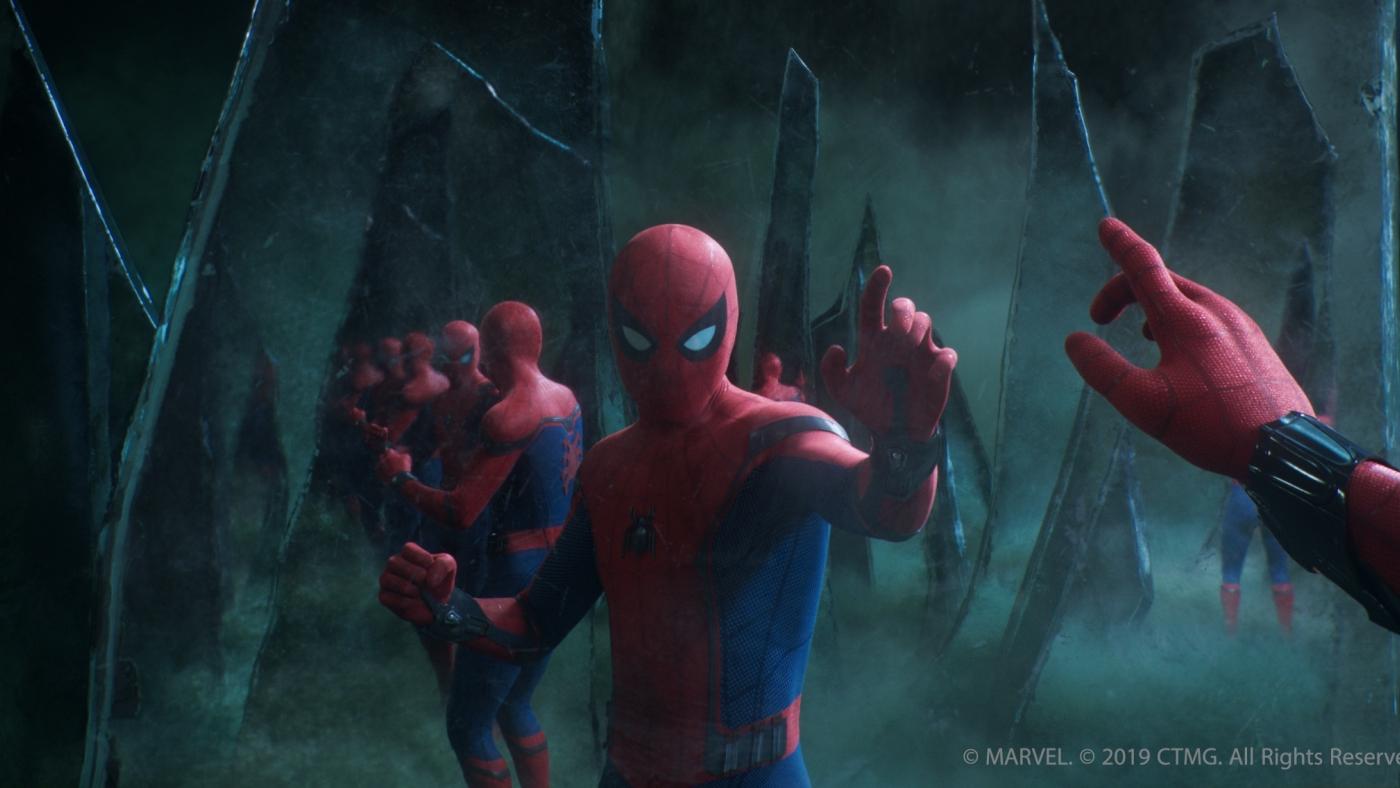 Spider-Man: Far From Home | Framestore